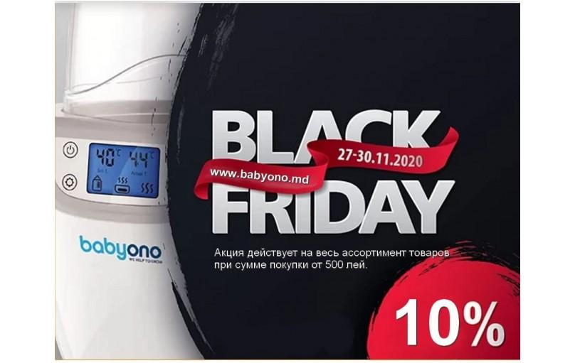BLACK FRIDAY -10% - 27.11-30.11.2020