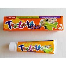 Детская зубная паста Tra-la-la Tropic