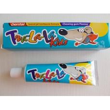 Детская зубная гелевая паста Tra-la-lа Gum