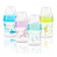 Антиколиковая бутылка с широким горлышком BabyOno 120 ml