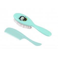 Супер мягкая щётка для волос (пингвин)