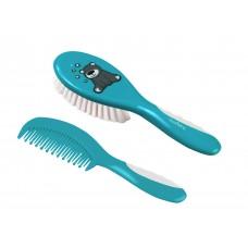 Мягкая щётка для волос (мишка)