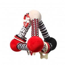 Обучающая игрушка TINY YOGA TRIANGLE-C MORE