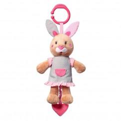 Детская игрушка с музыкальной шкатулкой BUNNY JULIA
