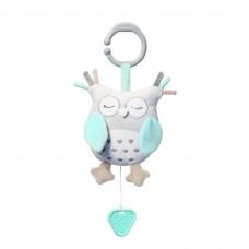 Детская игрушка с музыкальной шкатулкой OWL SOFIA