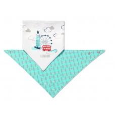 Шейный платок – слюнявчик 2 шт.