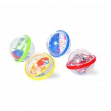 Игрушка для ванны SHAPE FUSHION (шарики для ванны 4 шт)