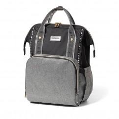 Рюкзак для мамы / на коляску OSLO STYLE черный