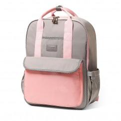 Рюкзак для мамы / на коляску LONDON LOOK розовый