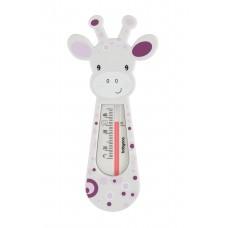 """Термометр для воды """"Жирафик"""" серый"""