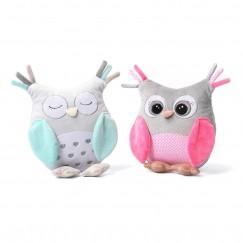 Обнимашка для младенцев OWL SOFIA 33 см