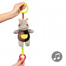 Игрушка музыкальная HIPPO ALBERT C-MORE COLLECTION