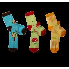 Носки хлопковые 12-24м