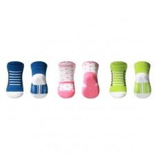 Носки хлопковые 0-6м